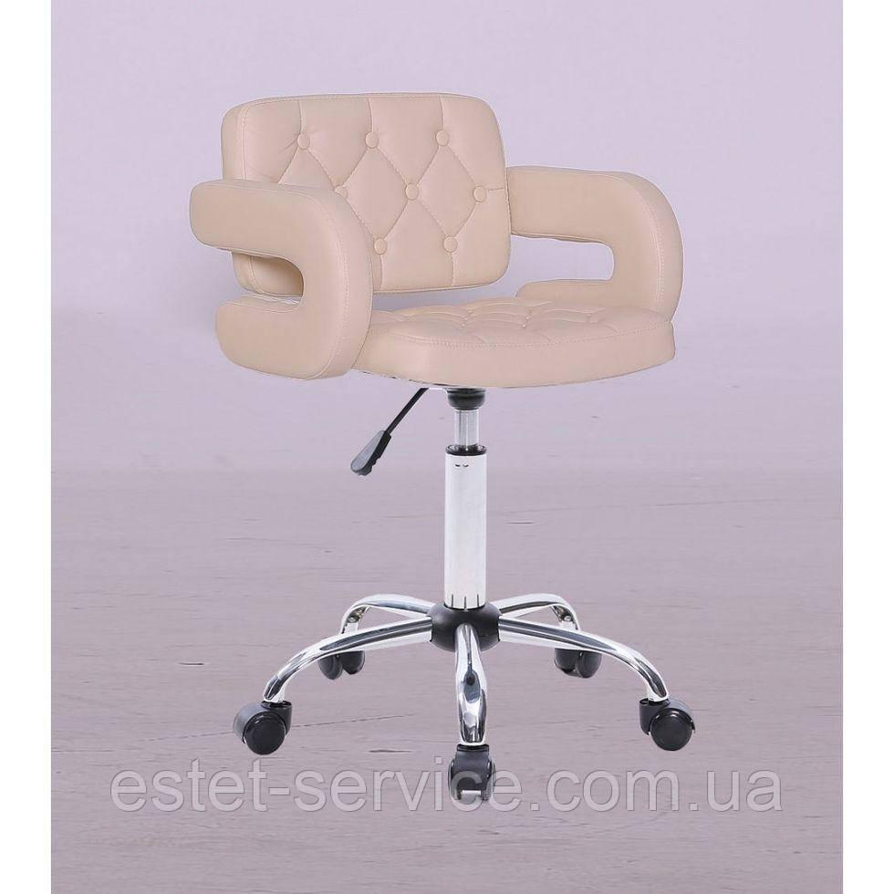 Косметическое кресло HC8403K кремовое