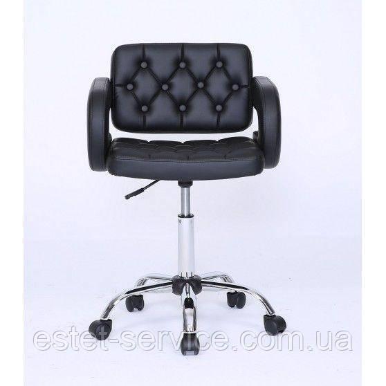 Косметическое кресло HC8403K черное