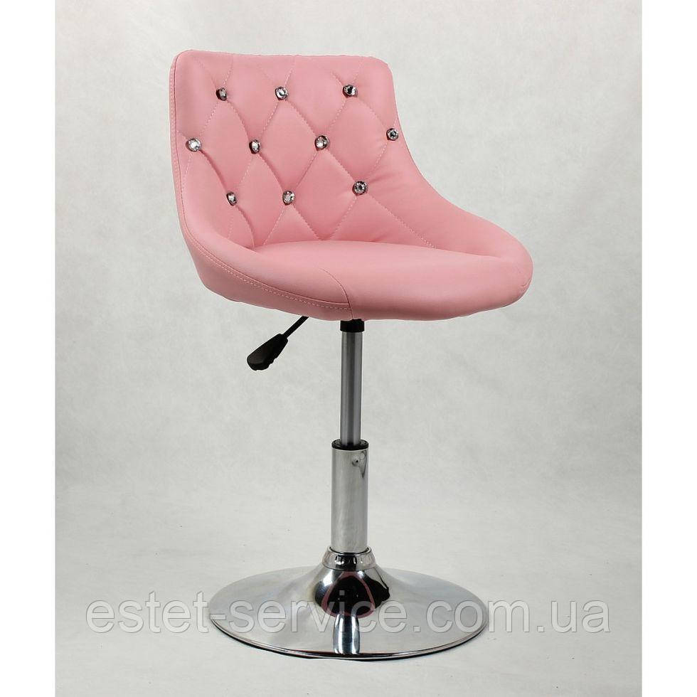 Косметическое кресло HC931N розовое