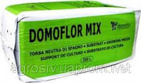 Торф. субстрат DOMOFLOR MIX 20 0-20 mm, 250 л.