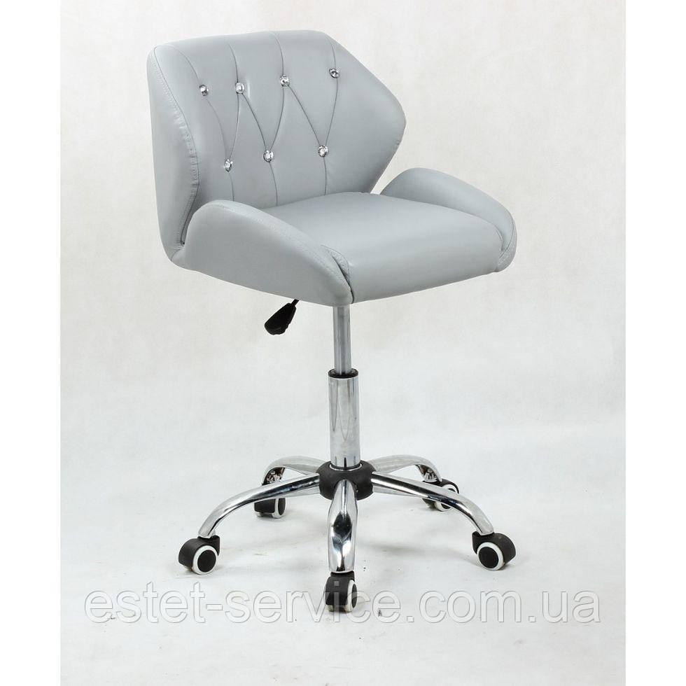 Косметологическое кресло HC949K на колесах в ЦВЕТАХ кожзам