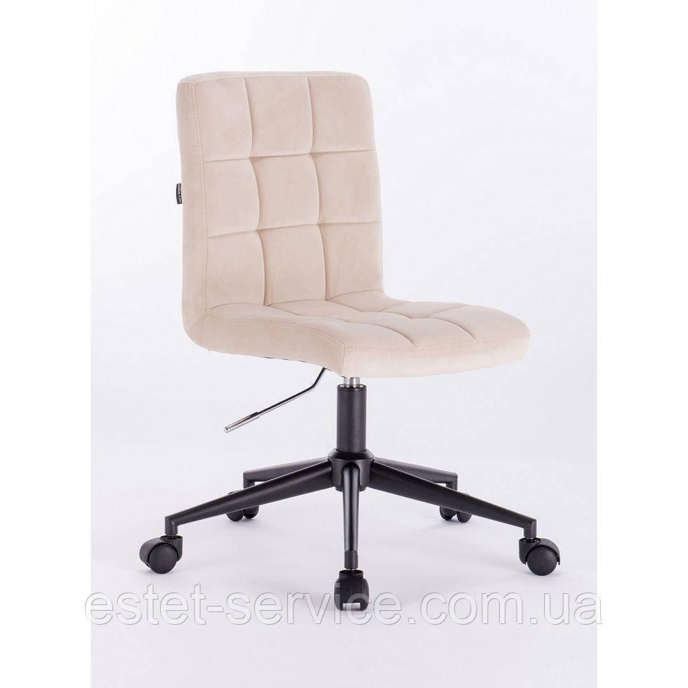 Косметическое кресло HROOVE FORM HR7009K кремовое