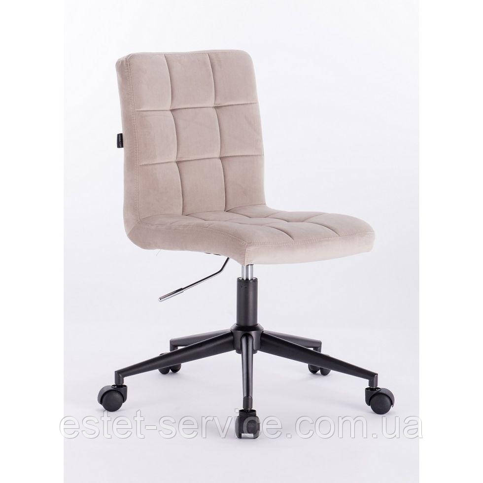 Косметическое кресло HROOVE FORM HR7009K латте