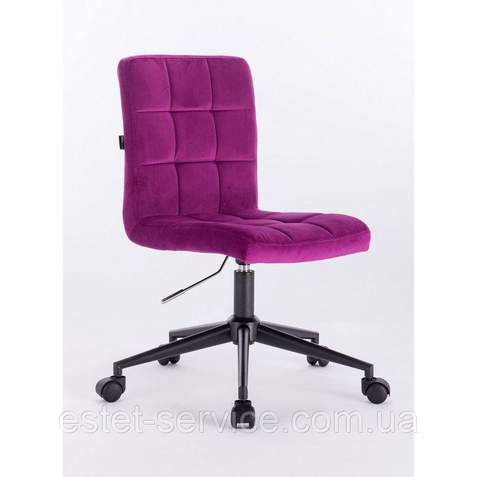 Косметическое кресло HROOVE FORM HR7009K фуксия