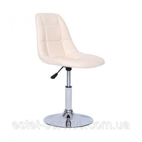 Кресло косметическое HC-1801N кремовое