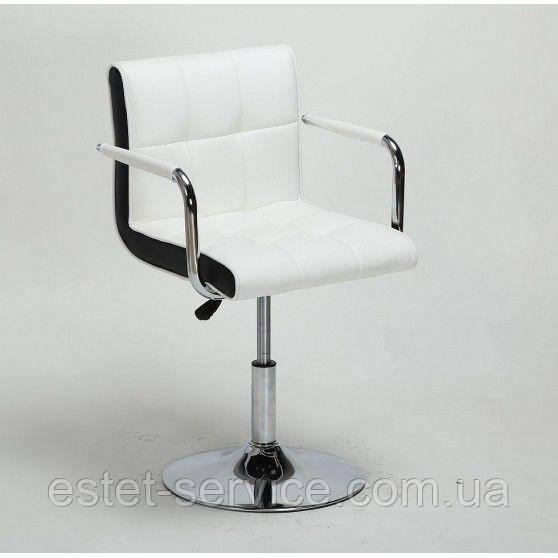 Кресло косметическое HC-811N белое