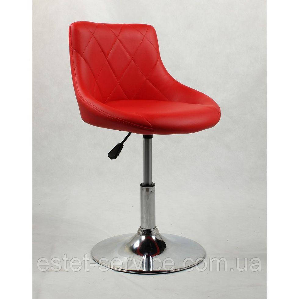 Кресло косметическое HC1054N красное