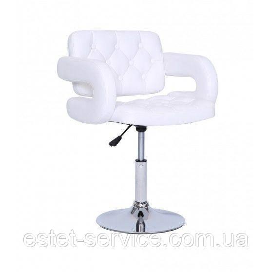 Кресло косметическое HC8403N белое