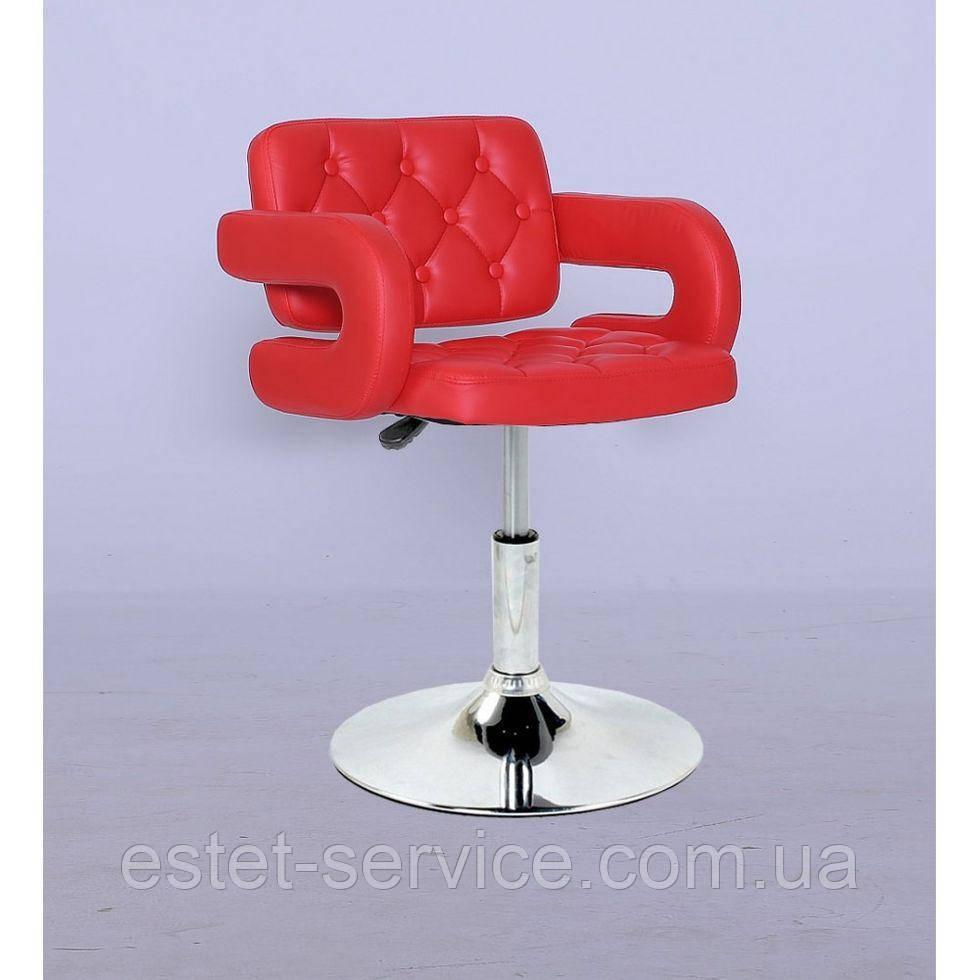 Кресло косметическое HC8403N красное