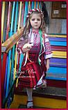 """Український костюм (стрій) для дівчинки """"Рута"""". На замовлення, фото 3"""
