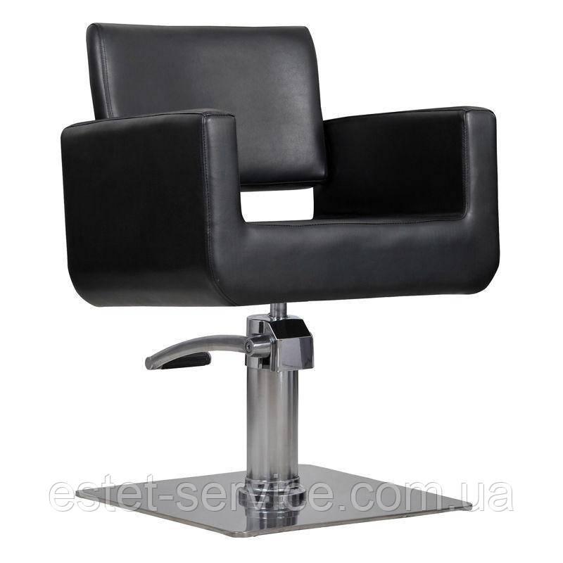 Парикмахерское кресло Bell черный