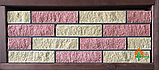 Кирпич облицовочный ECOBRICK мрамор ложок 250x110x65 мм оливка, фото 3