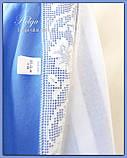 """Святкова сукня з натуральних тканин """"Блакитні мрії"""" для дівчинки НА ЗАМОВЛЕННЯ., фото 8"""