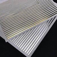 Гибкие ленты для дизайна ногтей