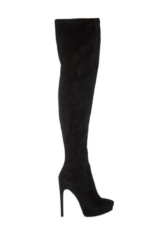 Жіночі чоботи Steve Madden 41 Black, фото 2