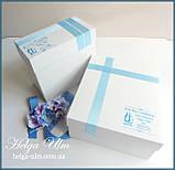 """Подарункова коробка для ексклюзивної сумочки """"Вальс квітів"""", фото 2"""