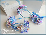 """Подарункова коробка для ексклюзивної сумочки """"Вальс квітів"""", фото 6"""