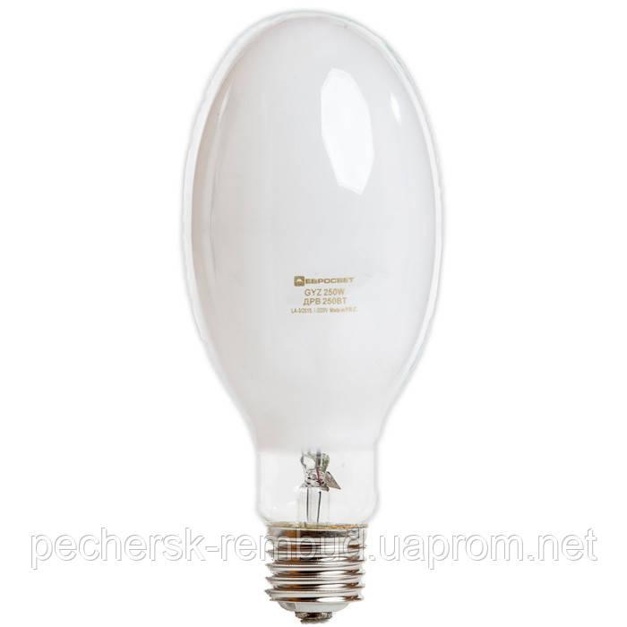 Лампа ртутно-вольфрамовая GYZ 250 W 220v E40