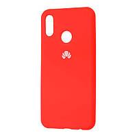 Чехол Original Full Cover для Huawei P Smart 2019 / Honor 10 Lite Красный, фото 1