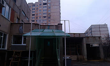 Накрышная конструкция