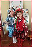 Чобітки шкіряні червоні високі - ПРОКАТ у Львові, фото 6