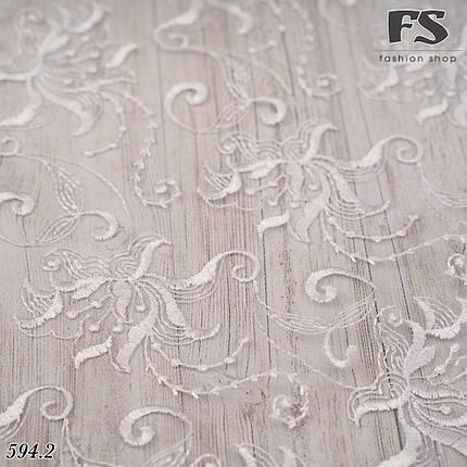 Свадебный платок Делайн, фото 2