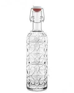 Бутылка Prezioso, с герметичной пробкой, 1л