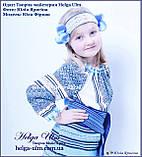 """Український костюм (стрій) для дівчинки """"Дніпро"""" - 98 р., фото 5"""