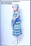 """Український костюм (стрій) для дівчинки """"Дніпро"""" - 98 р., фото 7"""