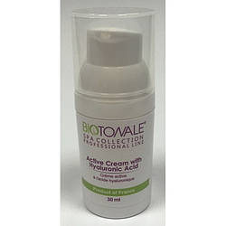 Biotonale  Крем активный с гиалуроновой кислотой - Active Cream with Hyaluronic Acid