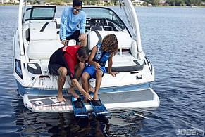 Водные лыжи для новичков Jobe Hemi Trainers, фото 3