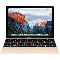 """Ноутбук Apple MacBook 12"""" 512 gold (MRQP2) 2018"""