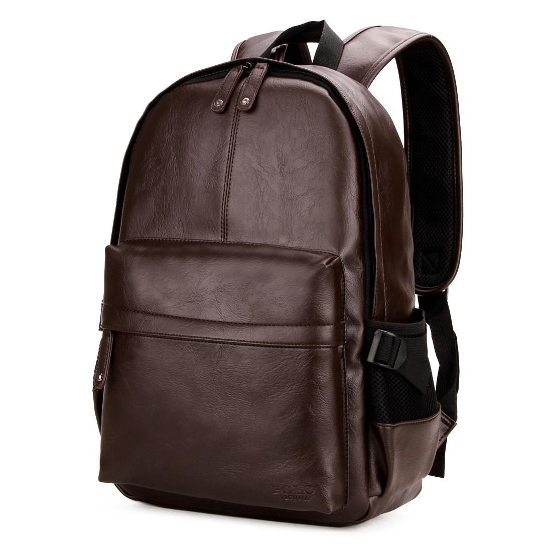Рюкзак Городской для Ноутбука Polo Vicuna (V5502) Коричневый