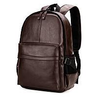 Городской Рюкзак для Ноутбука 19л Polo Vicuna V5502 Коричневый