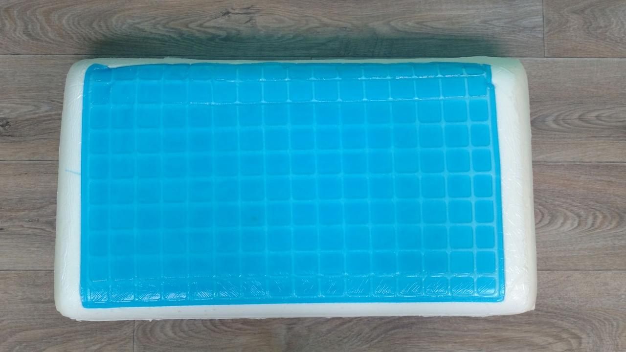 Подушка ортопедическая с эфектом прохлады COMFORT AQUA GEL VJ9006