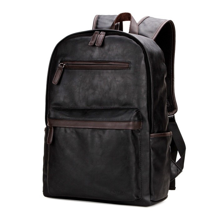 Городской Рюкзак для Ноутбука 26л Polo Vicuna V5503 Черный