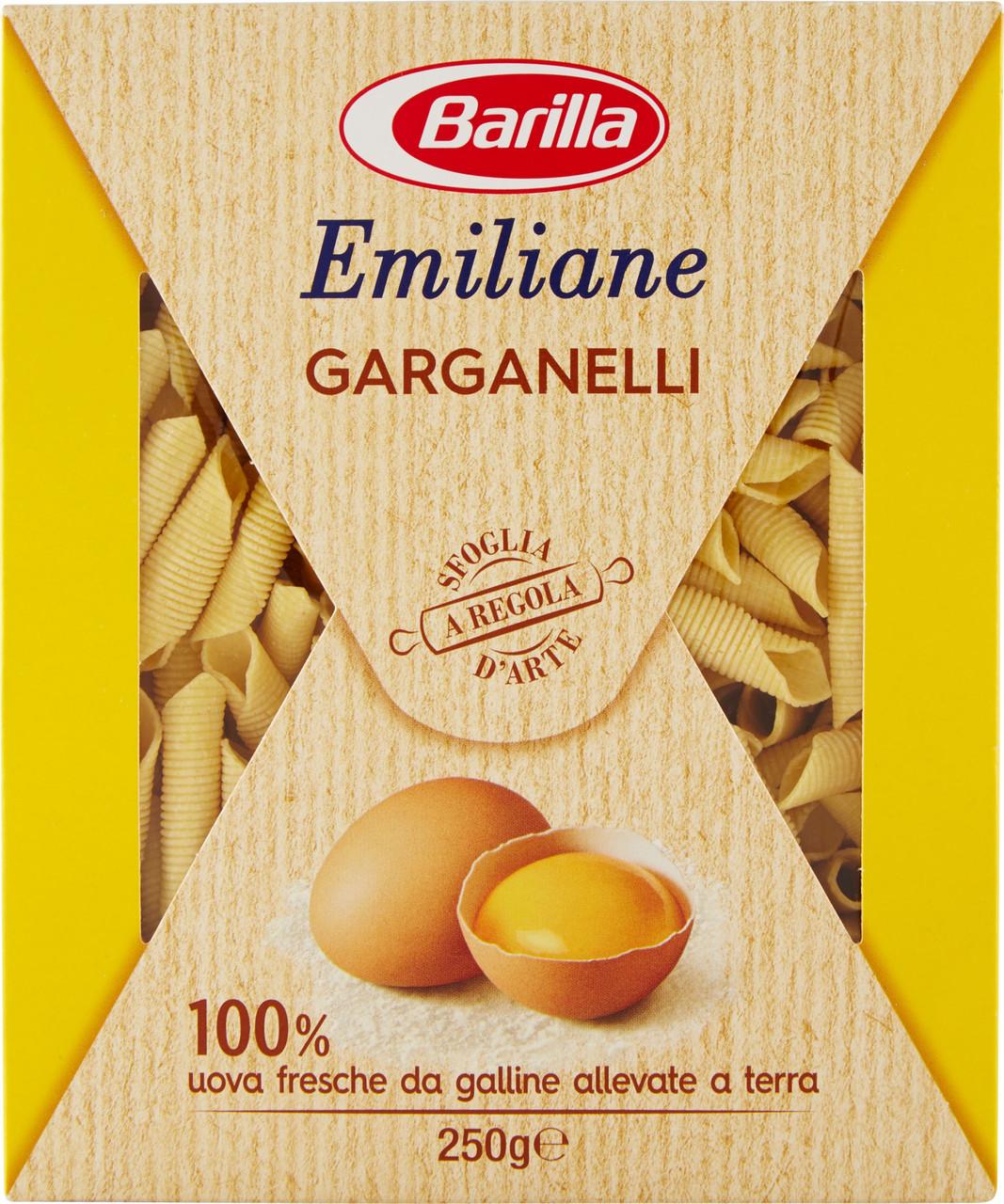 Макарони Barilla № 275г Farfaline з яйцем