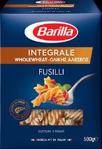 Макарони Barilla № 500г Fusili з висівками