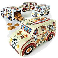 Печиво Jacobsens 150г Машинка шоколад ж/б