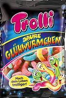 Цукерки жувальні Trolli 50г Кислі світлячки