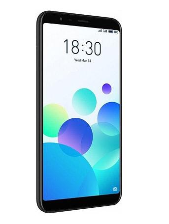 Смартфон Meizu M8c 2/16GB Black