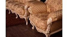 Классический комплект мебели Мила (3+1+1), фото 3