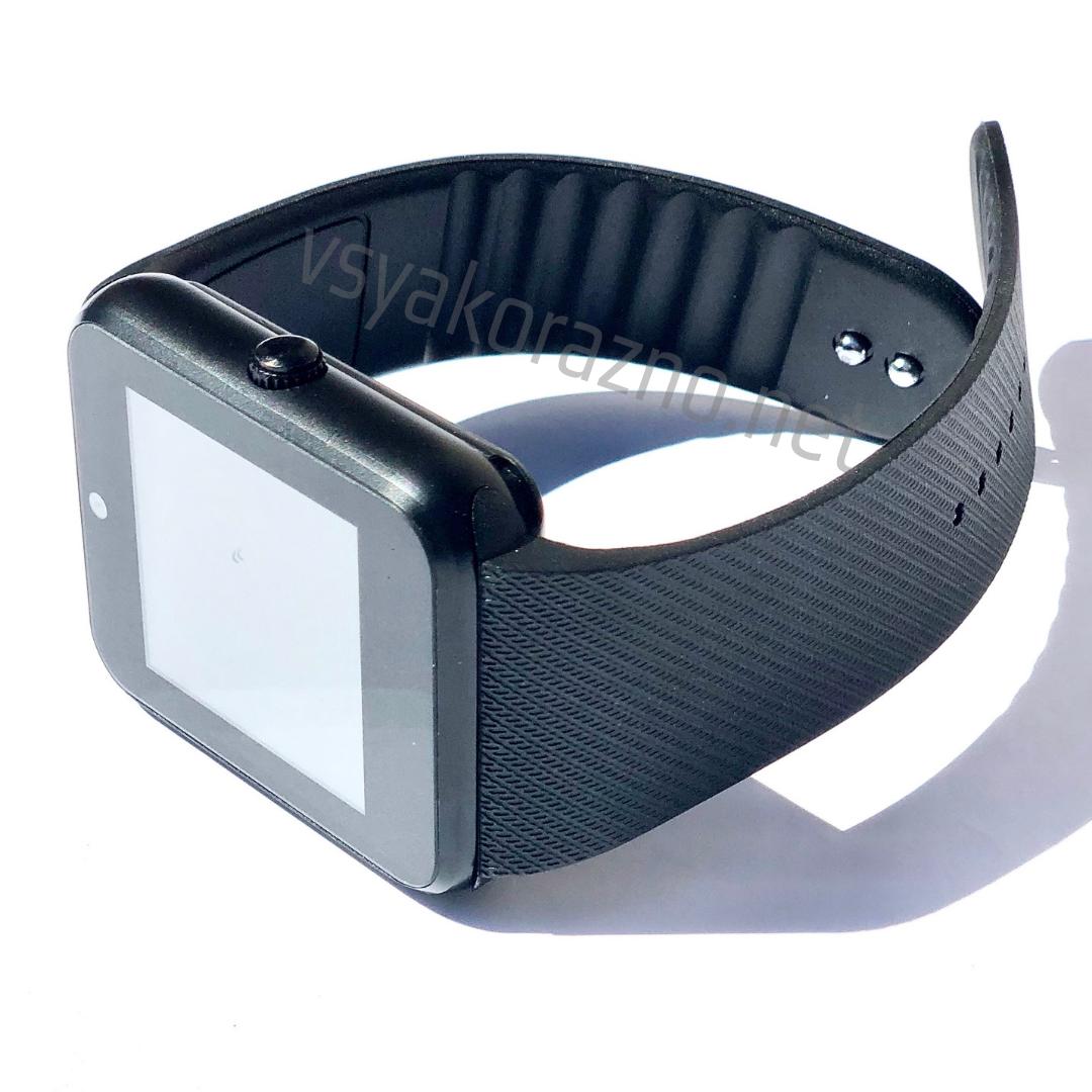 Умные часы - Smart Watch GT08 Black (черный)