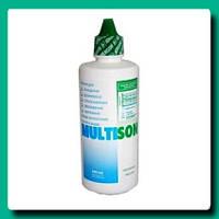 Multison 375 мл (бесплатная доставка) Растворы для контактных линз