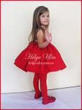 """Святкова сукня для дівчинки """"Горобинка"""", 104 р., фото 8"""