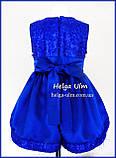 """Сукня для дівчинки """"Мушка"""", на замовлення 134 р., фото 5"""