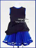 """Сукня для дівчинки """"Мушка"""", на замовлення 134 р., фото 7"""