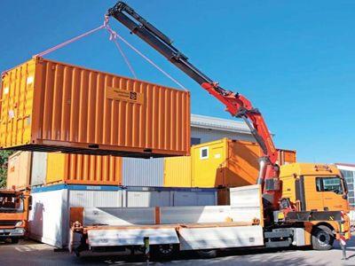 Виды и крассификация контейнеров