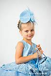 """Святкова сукня """"Адель"""" для дівчинки на замовлення 104, фото 3"""