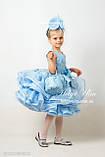 """Святкова сукня """"Адель"""" для дівчинки на замовлення 104, фото 6"""